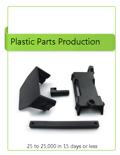 plastic parts production