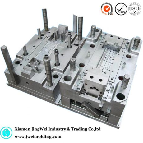 injection molded plastic