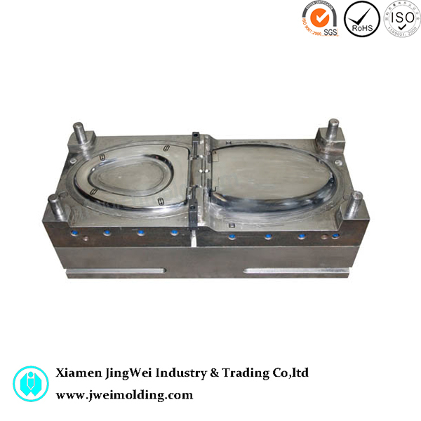Professional custom plastic injection mould for toilet seat ...