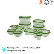 Containers with Snap Tight Lids