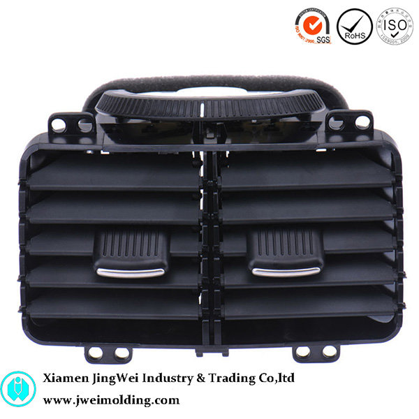 Automobile air conditioner vent | Plastic Injection Molding
