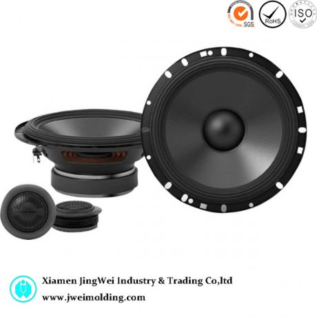 Car Speaker with Carbon Fiber Reinforced Plastic