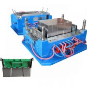 High precise injection molding tooling/tool Plastic Bottle Crate Injection Molding Service Plastic Mould Maker