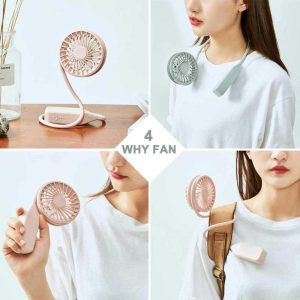multifunctional portable fan